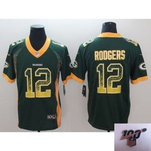 Green Bay Packers Aaron Rodgers Jersey